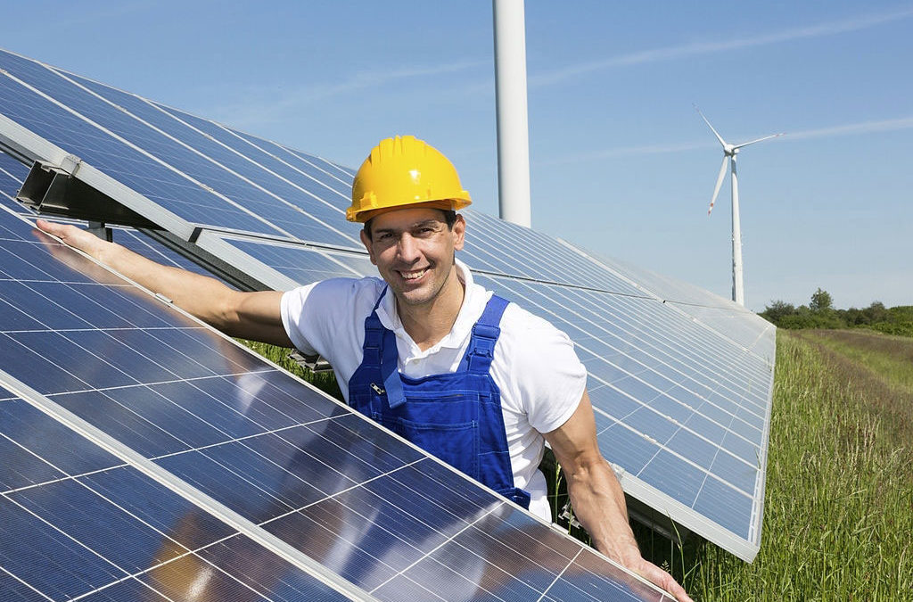 Building Your Own Solar Panel and Building a Simple One
